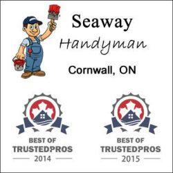 seaway handyman banner